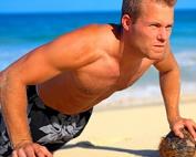 HOT Beach Workout