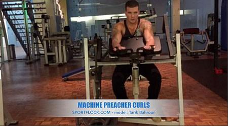 Machine Preacher Curls