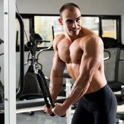 Goede aanpak van je triceps