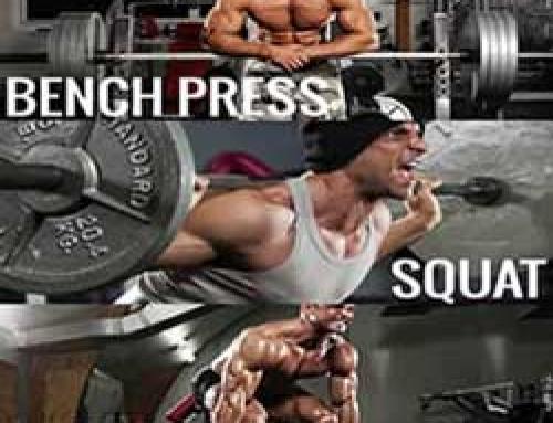 Compound Fitness Oefeningen