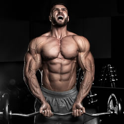Power met een Pre-Workout