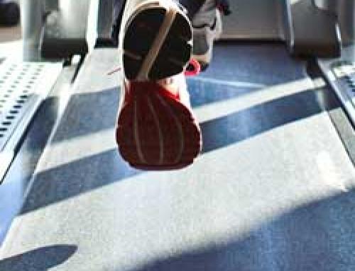 Hardlopen in de Sportschool
