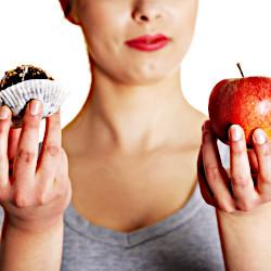 Ешьте здоровую пищу и продолжайте набирать вес