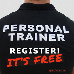 Registreer je als Personal Trainer